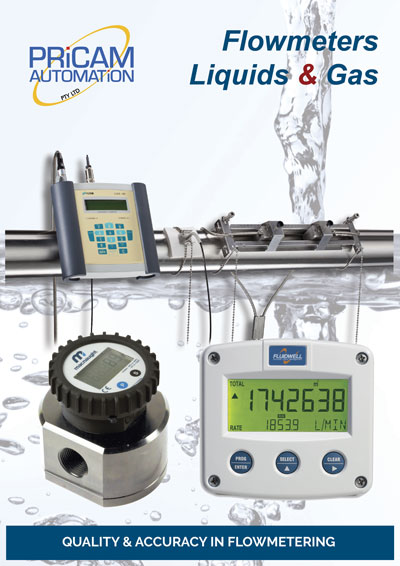 Pricam Automation brochure