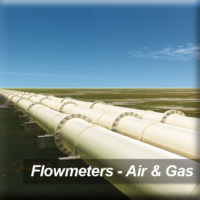 Air and Gas flowmeters