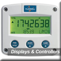 Fluidwell Displays, Controllers, Indicators
