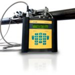 Flexim G608 portable Gas flow measurement