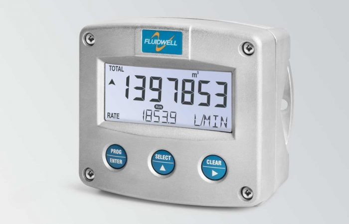Fluidwell Stainless Steel  Batch controller